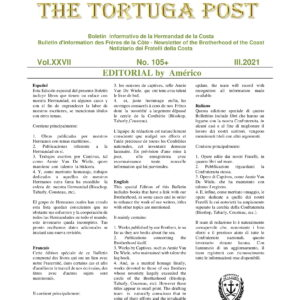 The Tortuga Post – Marzec 2021